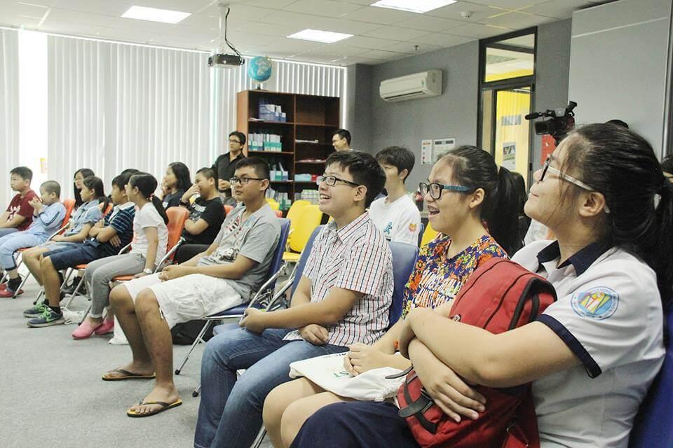 Hoc bong Anh Ngu E2 - Workshop ky nang (1)
