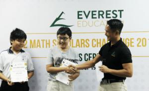 Math Scholars Challenge