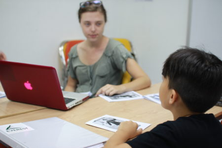 Tutoring in English in Everest Education