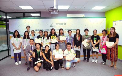 E2 English Scholars Challenge 2017's Results