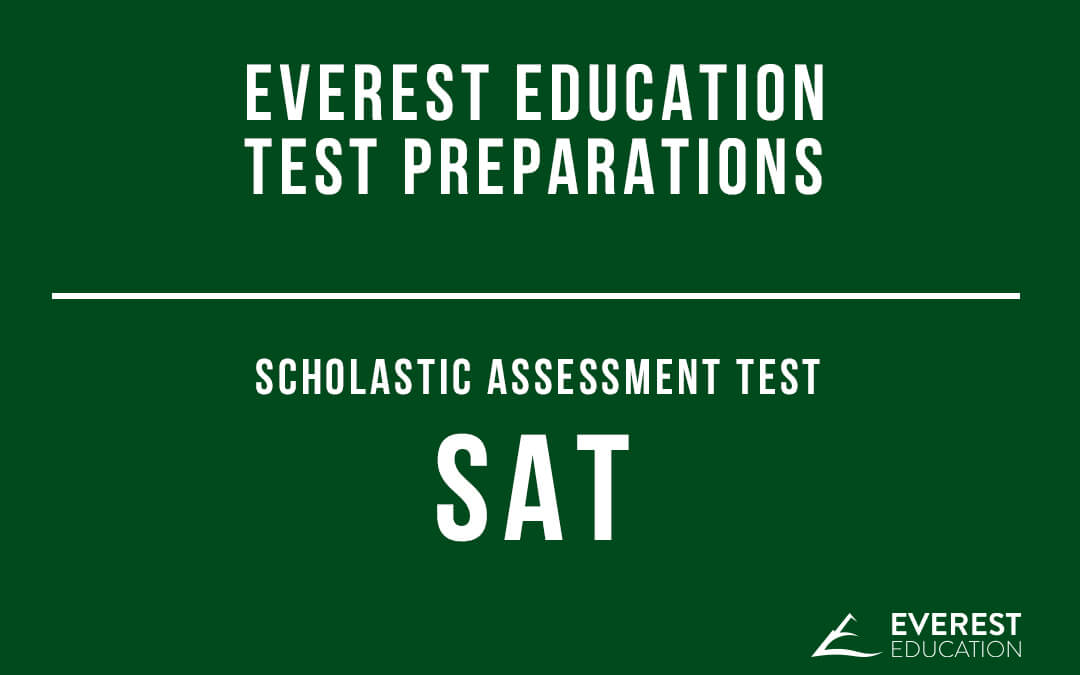 Scholastic Assessment Test (SAT)