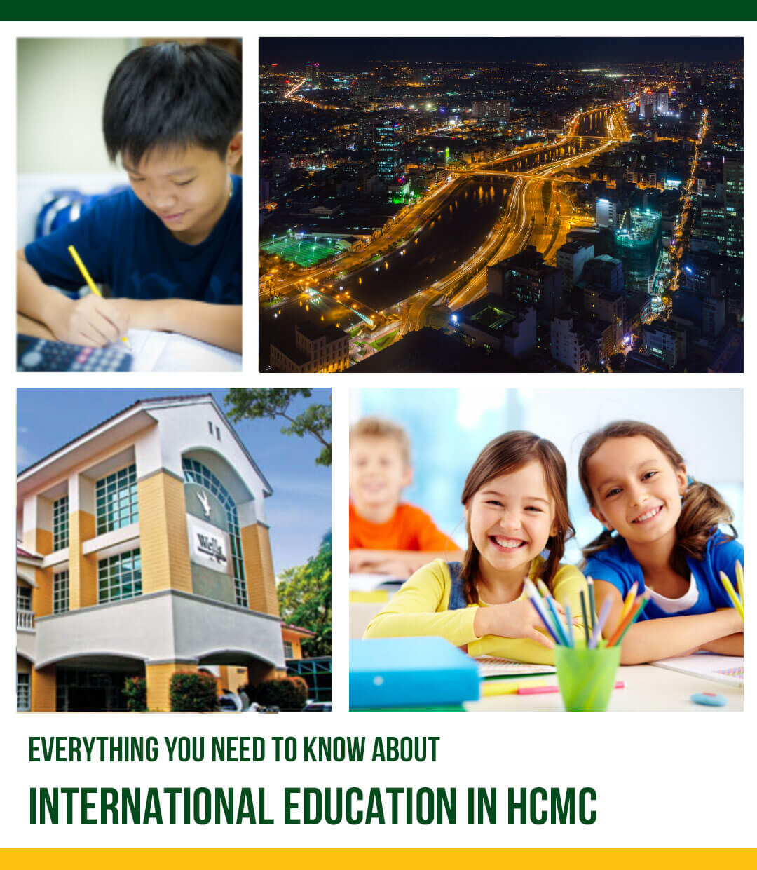 Everything You Need to know about International Education in HCMC - Cover