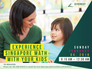 Experience Math with your Kids