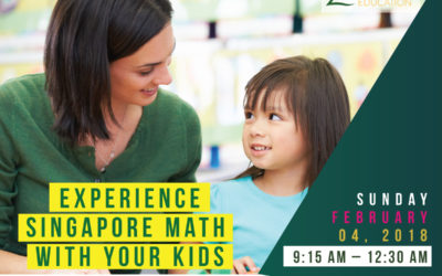 Experience Singapore Math With Your Kids
