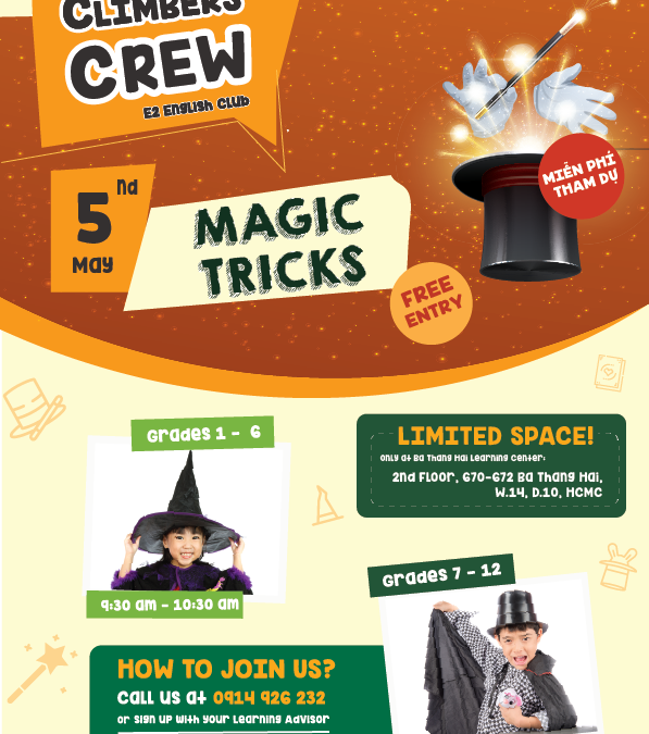 Climbers Crew #3: Magic Tricks